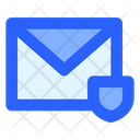 Secure mail Icon