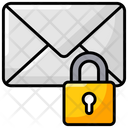 Secure Mail Mail Protection Secure Message Icon