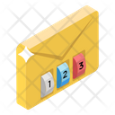 Secure Mail Mail Protection Email Security Icon