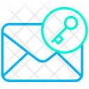 Email Key Mail Icon