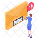 Email Password Mail Password Secure Mail Icon