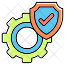 Secure Maintenance Icon