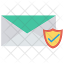 Message Security Protection Icon