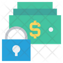 Dollar Notes Finance Icon