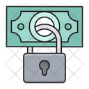 Pay Lock Secure Icon
