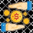 Money Transfer Finance Icon
