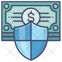 Asset Protection Safe Icon