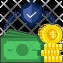 Secure Money Secure Money Icon