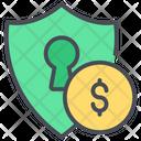 Secure Money Money Finance Icon