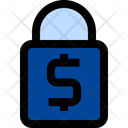 Lock Coins Cultures Icon