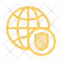 Shield Secure Network Icon