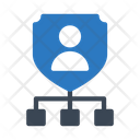 Secure Network Connection Icon