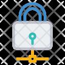 Lock Sharing Padlock Icon
