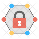 Secure Networking Service Icon