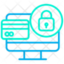 Secure Online Payment Icon