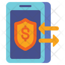 Secure Online Transaction Icon