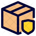 Package Protection Safe Icon