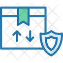 Offer Secure Parcel Secure Package Icon