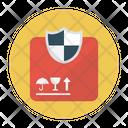 Parcel Shield Box Icon