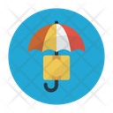 Parcel Protection Secure Icon