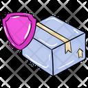Secure Parcel Icon