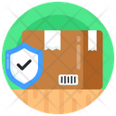 Package Protection Package Security Package Safety Icon