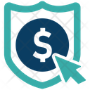Secure Pay Secure Protection Icon