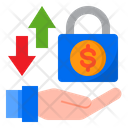Secure Pay Pay Transfer Icon