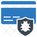 Secure Malware Card Icon