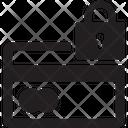 Ccv Credit Card Lock Icon