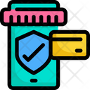 Secure Credit Card Icon
