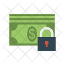 Pay Lock Private Dollar Icon