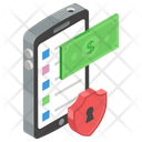 Secure Payment Ebanking Safety Payment Gateway Icon