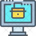Secure Payment Device Icon