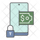 Safe Mobile Payment Icon