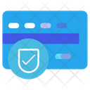 Secure Payment Credit Card Success Icon