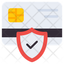 Secure Payment Card Security Card Protection Icon