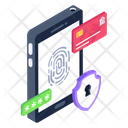 Safe Banking Secure Payment Secure Banking App Icon