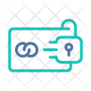 Card Credit Encrypted Icon