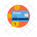 Secure Payment Safe Banking Credit Card Icon