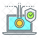 Secure Payment Gateway Icon