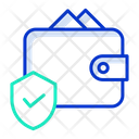 Secure Payments Wallet Icon