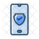Secure Phone Icon