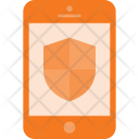 Secure Protect Mobile Icon