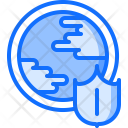 Secure planet Icon