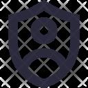 Profile Id Badge Icon