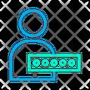 Password Profile User Icon