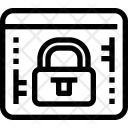 Program Locking Secure Icon