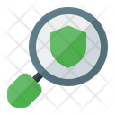 Secure search Icon