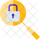 Secure Searchv Secure Search Search Security Icon